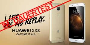 Huawei G8 Test Banner