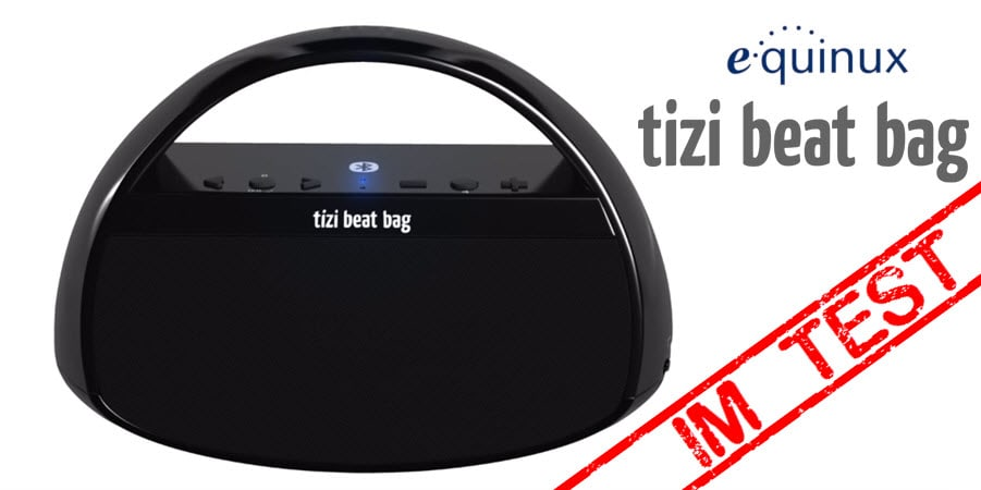 Tizi Beat Bag Banner