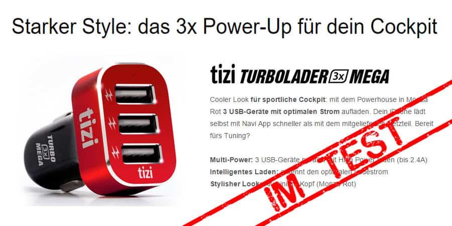 tizi Turbolader 3x MEGA test Banner
