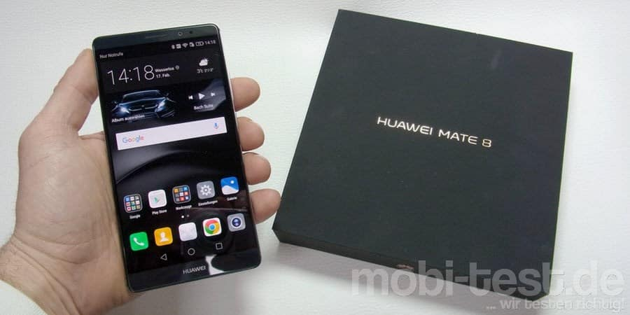 Huawei Mate 8 Hands-On (1)
