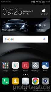 Huawei Mate 8 Screenshot