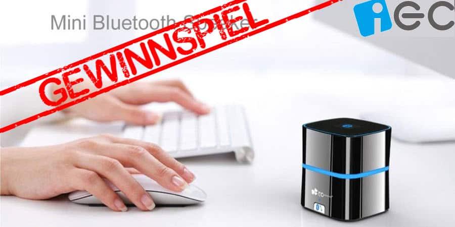 IEC Bluetooth Gewinnspiel Banner
