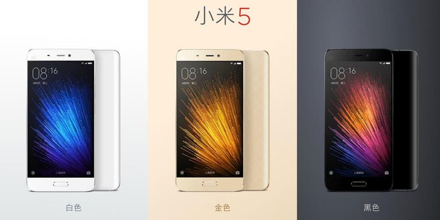 Xiaomi Mi5 Banner