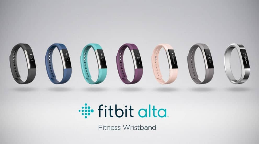 fitbit Alta Banner