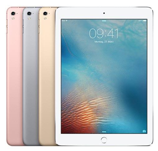 9,7 iPad Pro