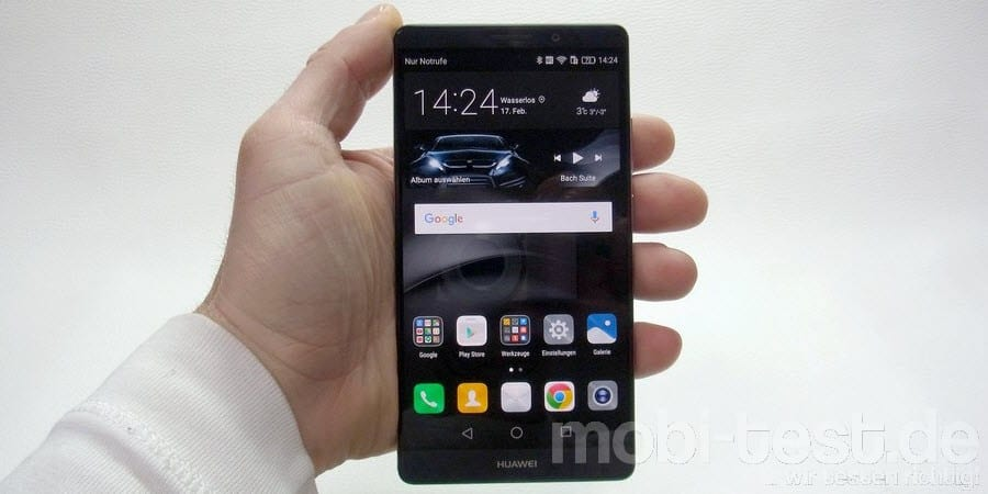 Huawei Mate 8 Hands-On (2)