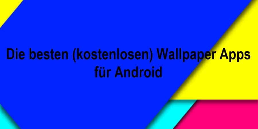 Wallpaper Apps Android Banner