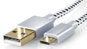 CSL - 2m Premium Micro USB