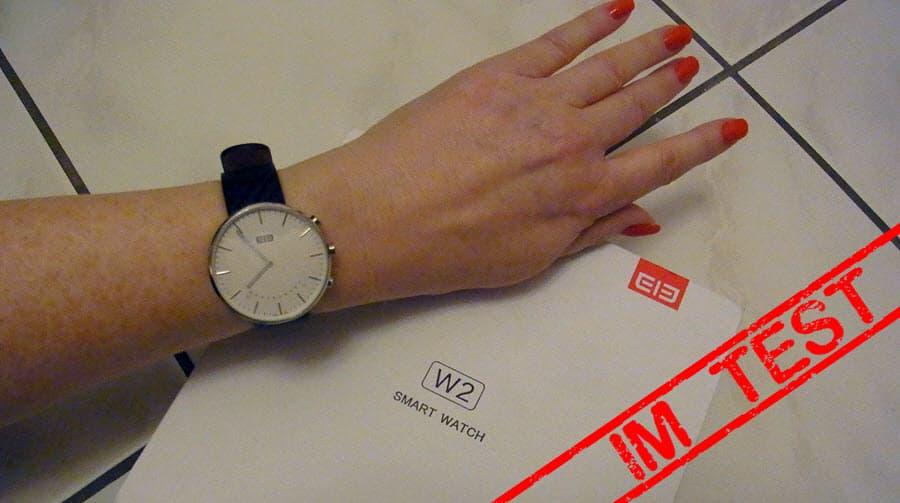Elephone W2 Smartwatch (1)