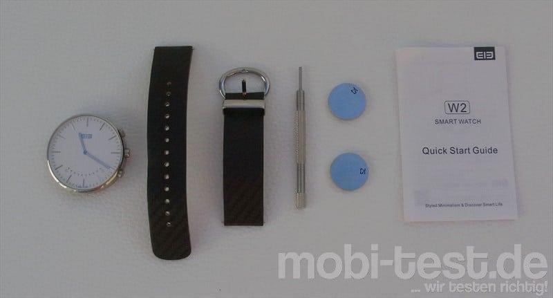 Elephone W2 Smartwatch (5)