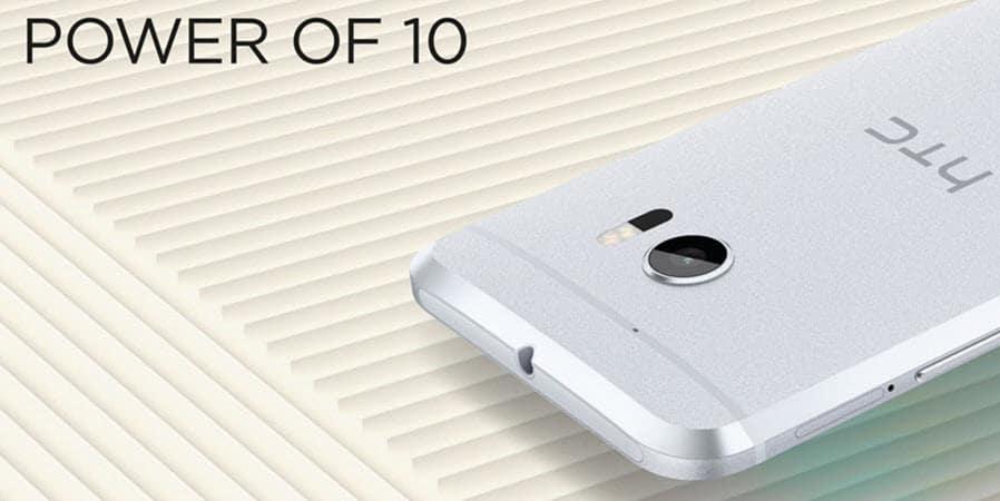 HTC 10 Test Banner