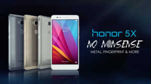 Honor 5X Test Banner