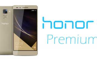 Honor 7 Premium – die leicht verbesserte Neuauflage ist ab sofort erhältlich