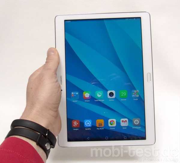 Huawei MediaPad M2 10.0 Hands-on (3)