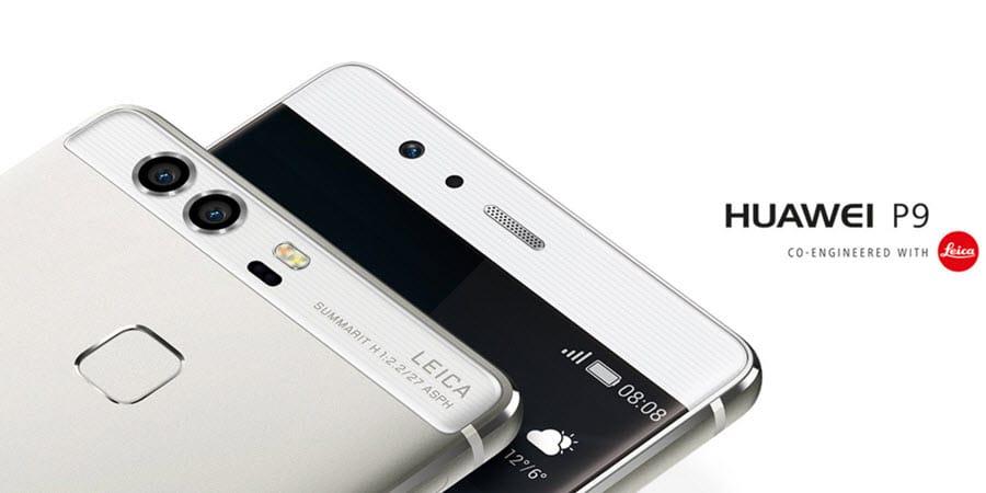 Huawei P9 Banner