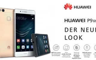 HUAWEI P9 lite – alle Infos, Daten, Preis und Verfügbarkeit
