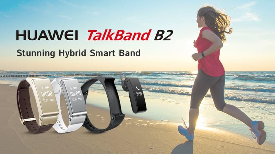 Huawei Talkband B2 Test Banner