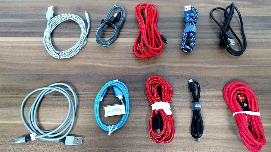 Im Test - verschiedene Micro-USB Ladekabel von billig bis teuer ...