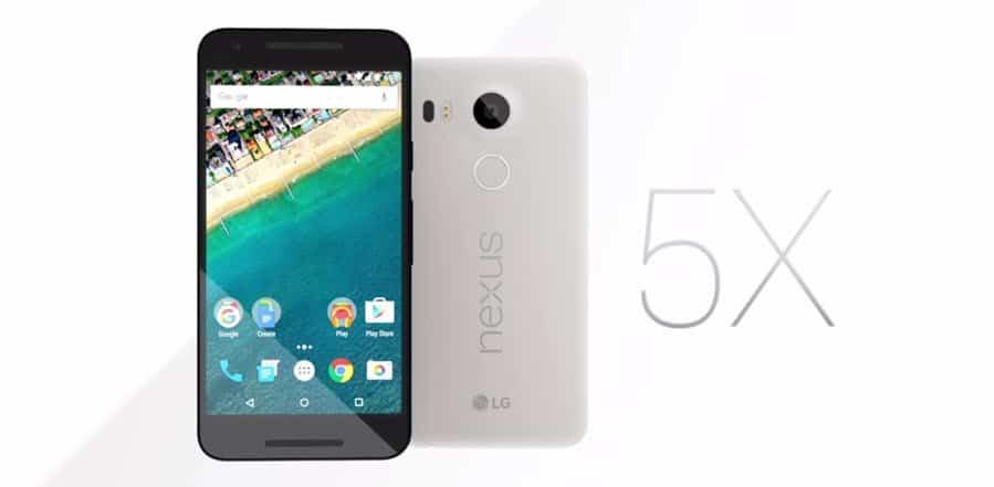 Nexus 5X Test Banner