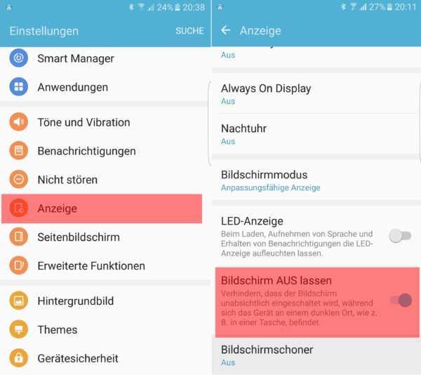 Samsung Galaxy S7 Edge Tipps und Tricks (2)