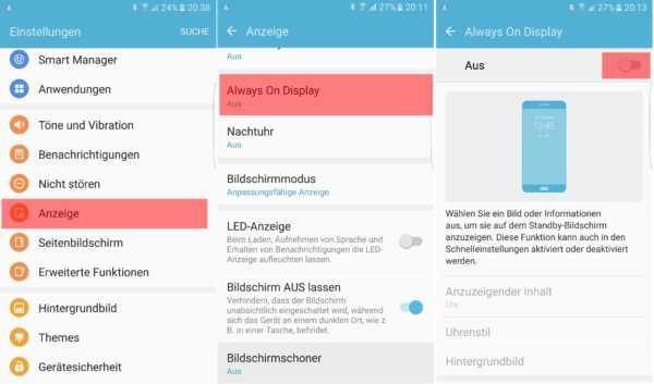 Samsung Galaxy S7 Edge Tipps und Tricks (3)