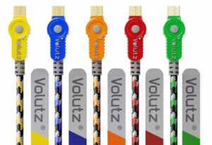 Volutz micro USb Kabel