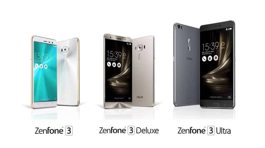 ASUS ZenFone 3 Banner
