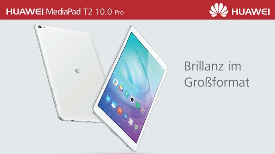 HUAWEI MediaPad T2 10.0 Pro Banner