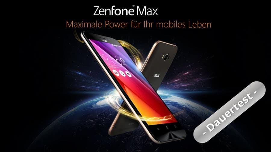 ASUS ZenFone Max Test Banner