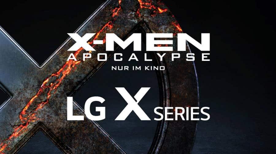 LG X Series Banner