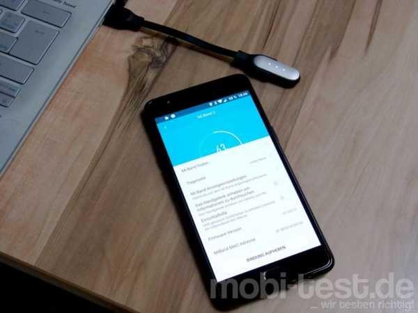 Xiaomi Mi Band 1, 1S und 2 - so löst man Verbindungsprobleme und die