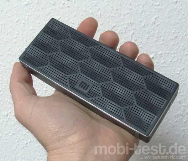Xiaomi Square Bluetooth Lautsprecher (7)