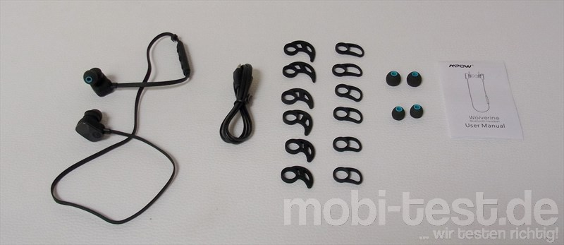 Mpow Wolferine Bluetooth In-Ear Headset (1)