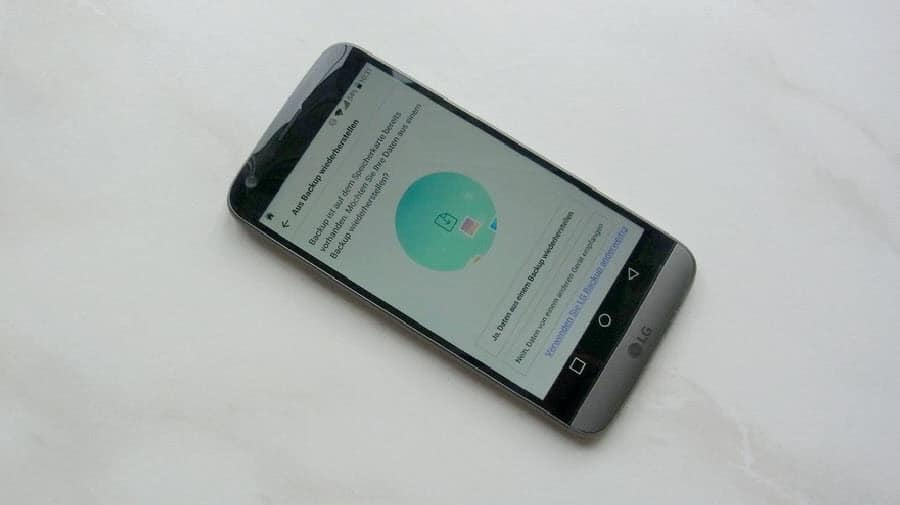 Android  Backup Anleitung Banner