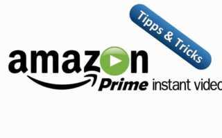 [Tipps und Tricks] Amazon Prime Instant Videos auf der externen microSD Speicherkarte speichern