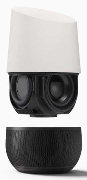 google home dieser wlan lautsprecher ist auch deine assistentin mobi test. Black Bedroom Furniture Sets. Home Design Ideas