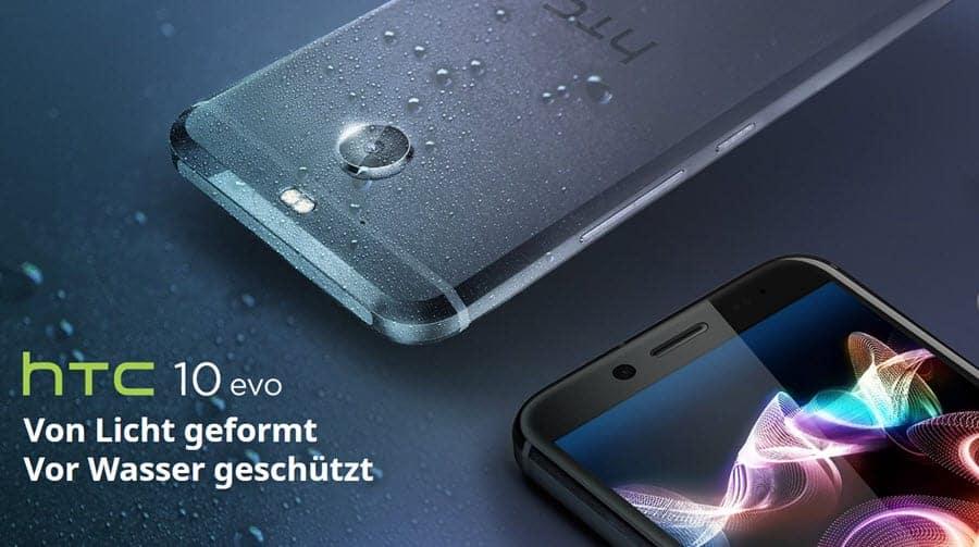 HTC 10 evo - das HTC Bolt goes Europa