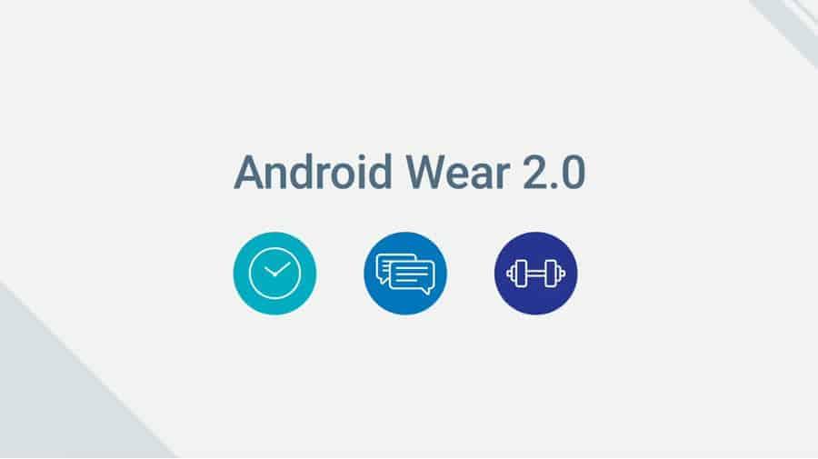 Android Wear 2.0 - diese Smartwatches werden das Update erhalten