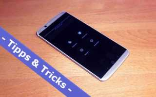 [Tipps und Tricks] Softreset - hilft wenn der Androide nicht mehr reagiert