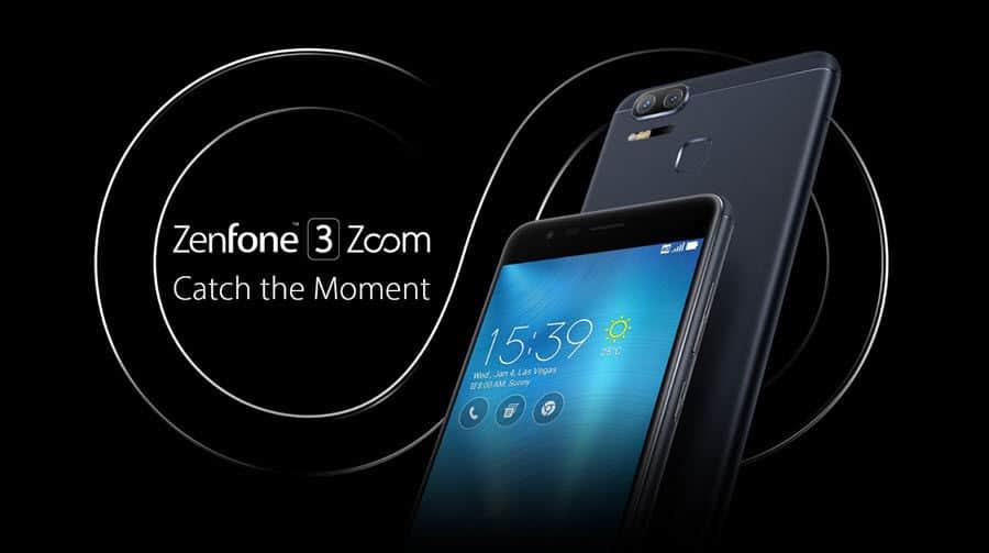 ASUS ZenFone 3 Zoom - hier ist der Name mit einem Trick Programm