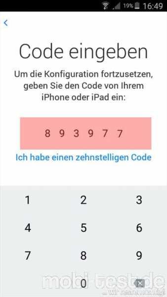 Android auf iOS umziehen (4)