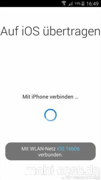 Android auf iOS umziehen (5)