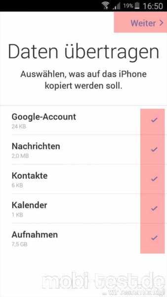 Android auf iOS umziehen (6)