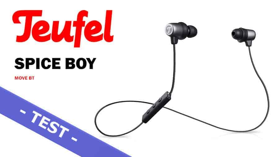 Im Test - das Teufel Move BT Bluetooth Headset