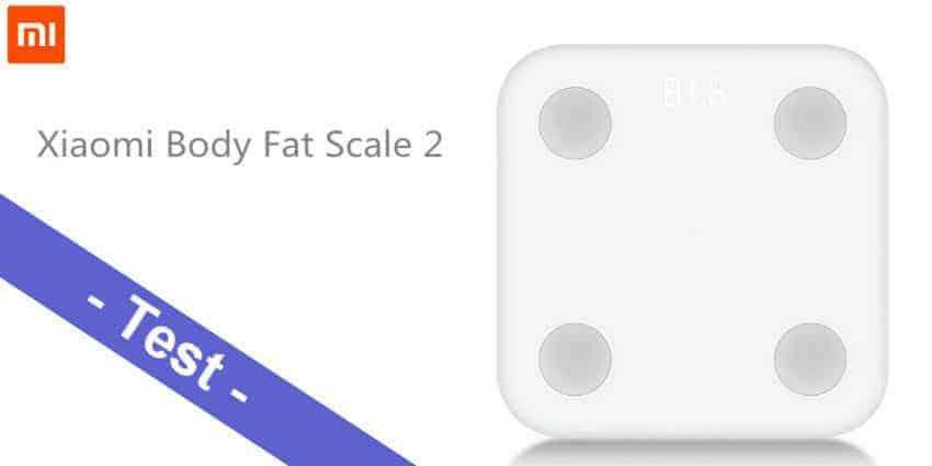 Im Test - die smarte Waage Xiaomi Mi Body Fat Smart Scale 2 aka Mi Smart Scale 2