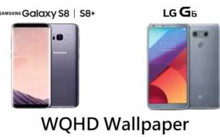 Download - WQHD Wallpaper für Samsung Galaxy S8, Galaxy S8+, LG G6 und Co.