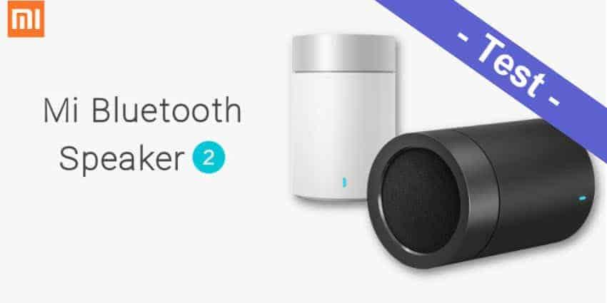 Im Test - der Xiaomi Round Bluetooth Speaker 2