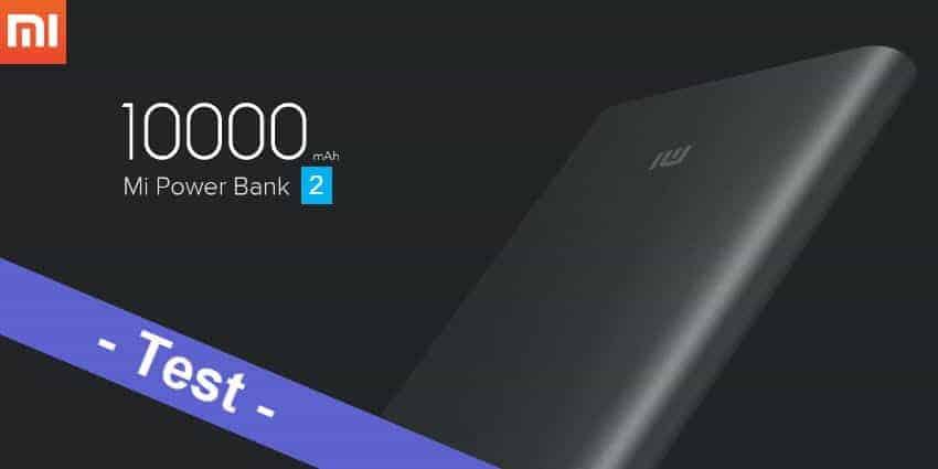 Im Test – die Xiaomi Mi 10000mAh Ultrathin Powerbank 2 mit Quick Charge 3.0