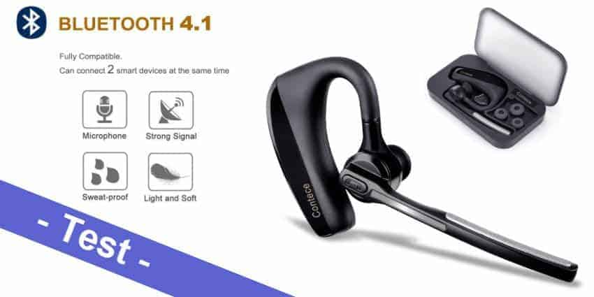 im test ein g nstiges in ear business bluetooth 4 1. Black Bedroom Furniture Sets. Home Design Ideas