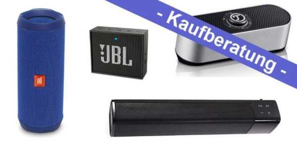Kaufberatung - meine Top 5 der besten Bluetooth Lautsprecher in drei Preisklassen